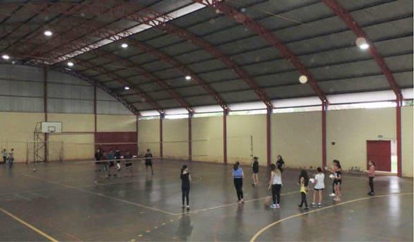 Escola Pio X | Ginásio de Esportes